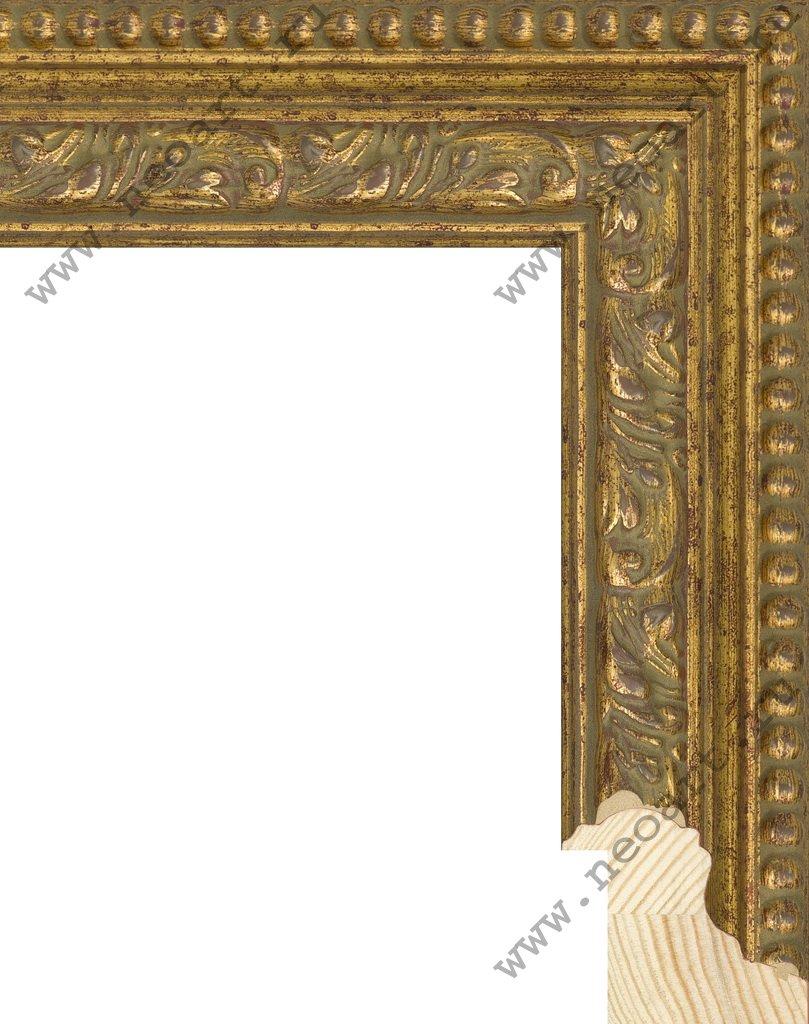NA059.1.080 Деревянный багет (НОВЫЙ ДИЗАЙН)