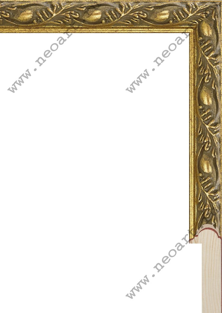 NA071.2.170 Деревянный багет (НОВЫЙ ДИЗАЙН)