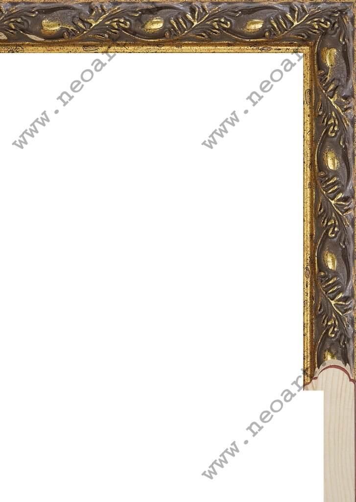NA071.2.171 Деревянный багет (НОВЫЙ ДИЗАЙН)