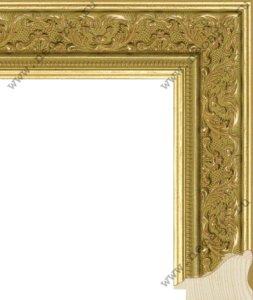 NA027.1.011 Деревянный багет (НОВЫЙ ДИЗАЙН)