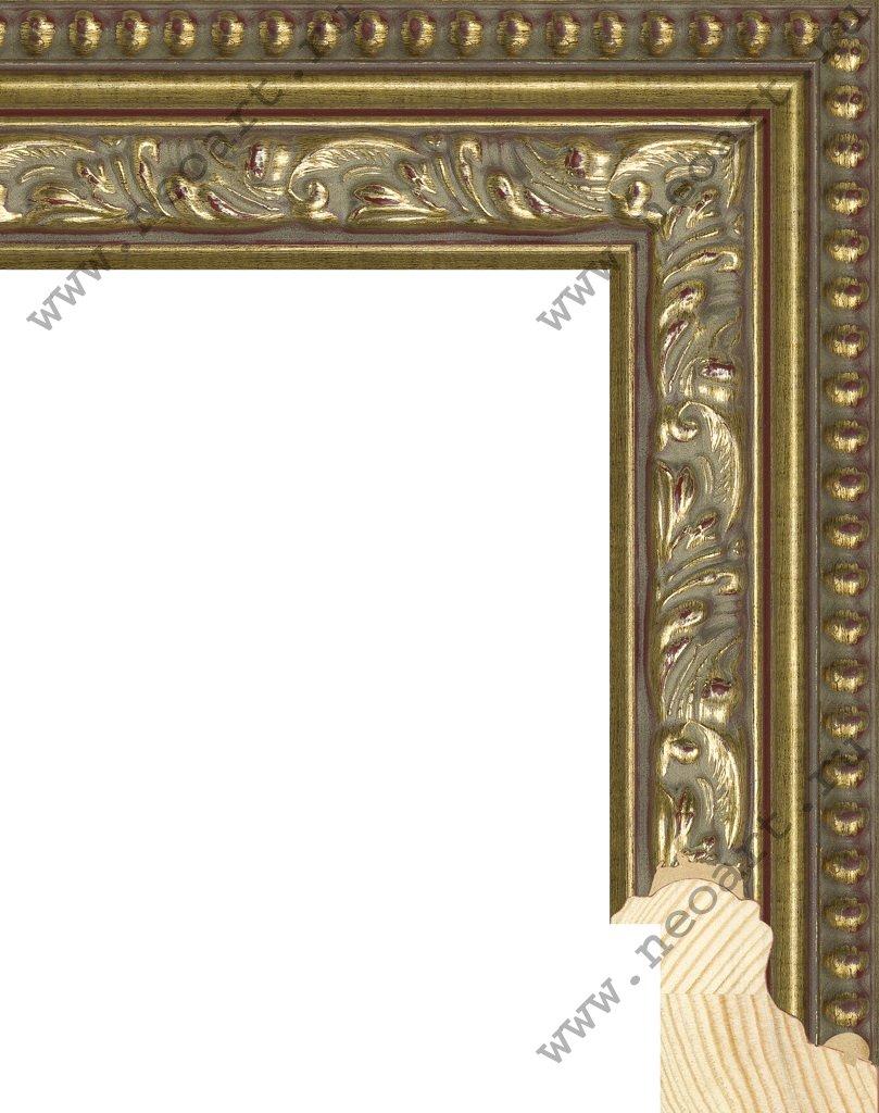 NA059.1.129 Деревянный багет (НОВЫЙ ДИЗАЙН)