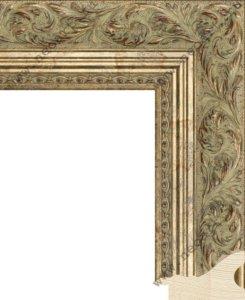 NA013.2.242 Деревянный багет (НОВЫЙ ДИЗАЙН)