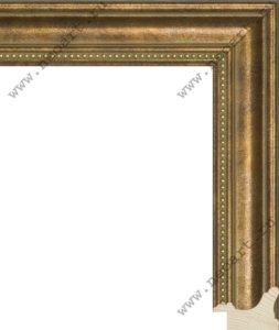 NA033.1.166 Деревянный багет (НОВЫЙ ДИЗАЙН)