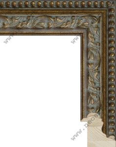 NA059.1.255 Деревянный багет (НОВЫЙ ДИЗАЙН)
