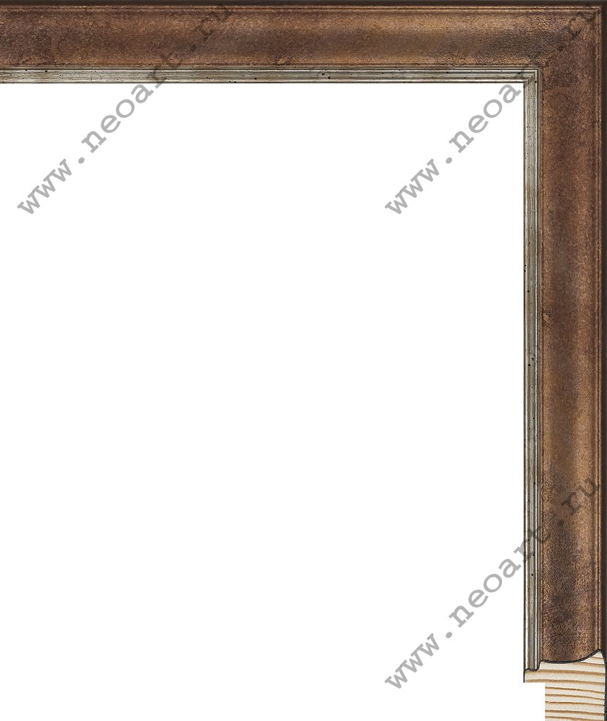 NA181.0.488 Деревянный багет